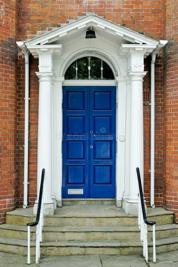 drzwiowy angielski georgian obraz royalty free