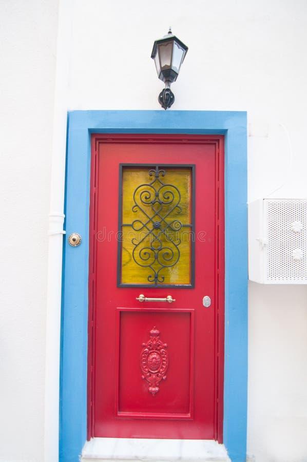 Drzwiowy dzwon obrazy stock