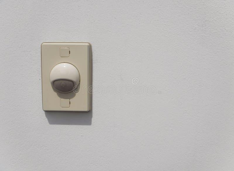 Drzwiowy dzwon zdjęcie stock