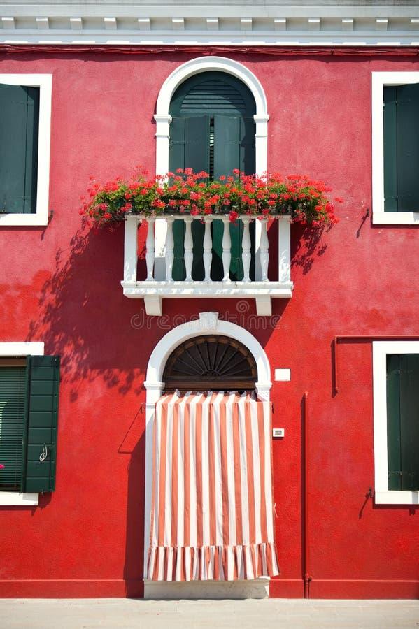 drzwiowy europejczyka przodu domu dom Italy stary obrazy stock