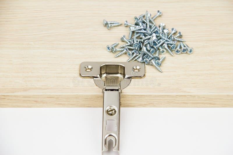 Drzwiowy ferniture obraz stock
