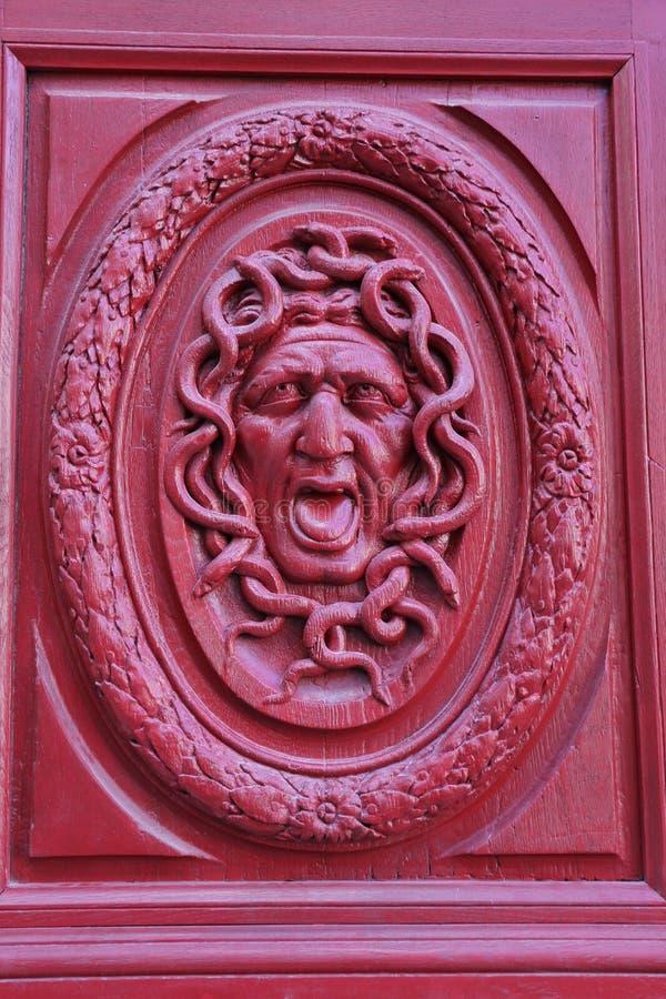 drzwiowy Paris zdjęcia stock