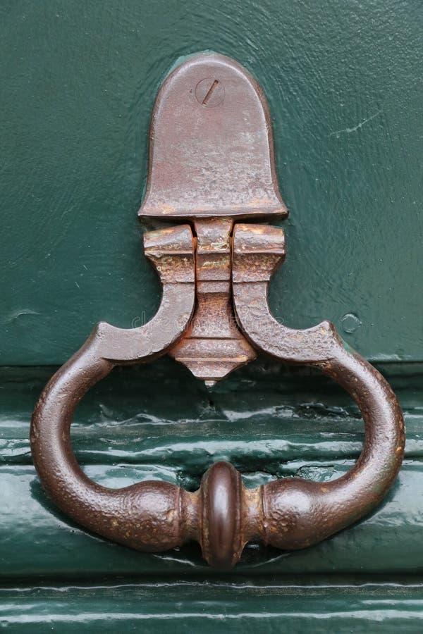 drzwiowy stary Paris fotografia royalty free