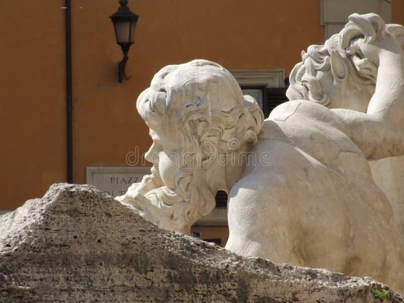 DSCF1229-Castielli-Italy-Roma-Fontana Di Trevi fotografia royalty free