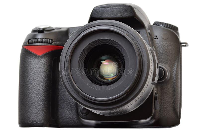 DSLR照相机 库存图片