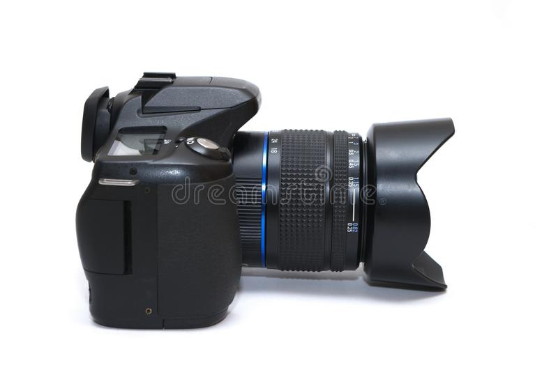 Download DSLR camera stock photo. Image of focus, body, display - 13846238