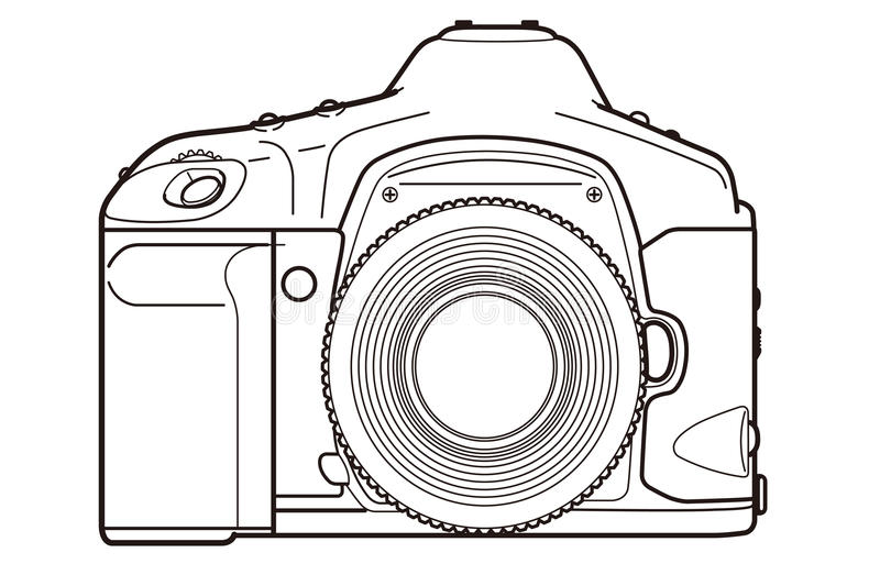 Camera Canon Stock Illustrations 140 Camera Canon Stock