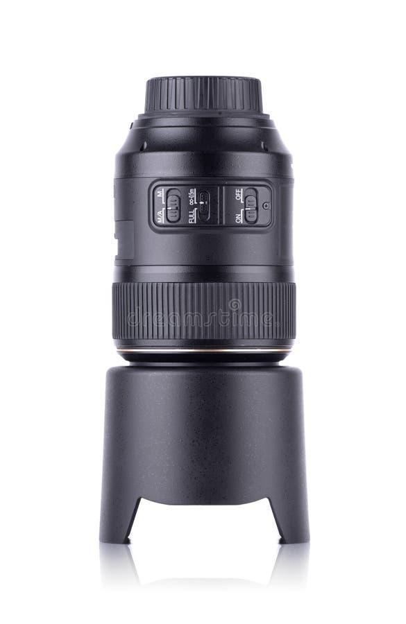 DSLR Camera Lens royalty free stock images
