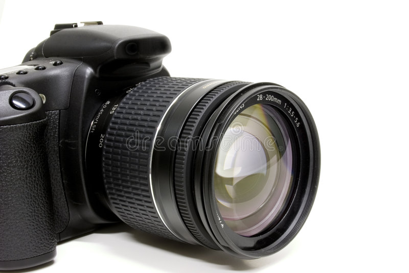 DSLR Digital Camera stock photos
