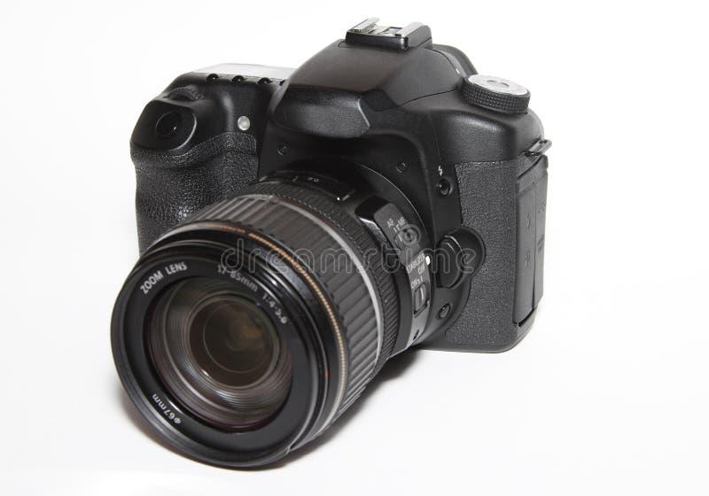 DSLR Digitalkamera stockbilder