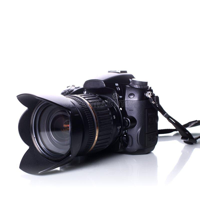 DSLR Kamera stockfotos