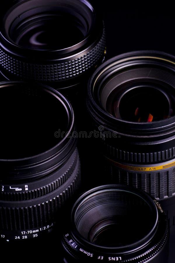 dslr obiektywy fotografia royalty free