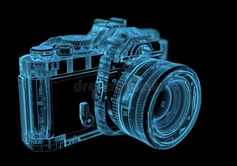 Download DSLR SLR camera stock illustration. Image of photography - 26612262