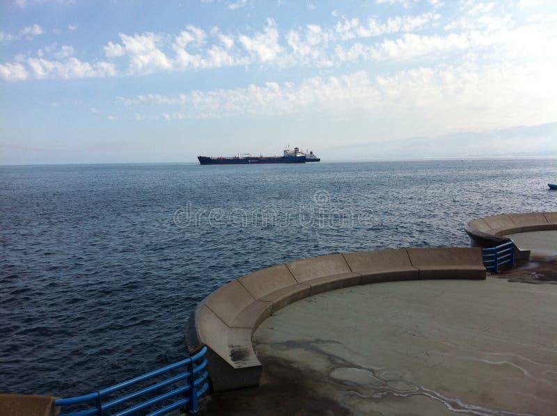 DT Ливан воды передний стоковые изображения rf
