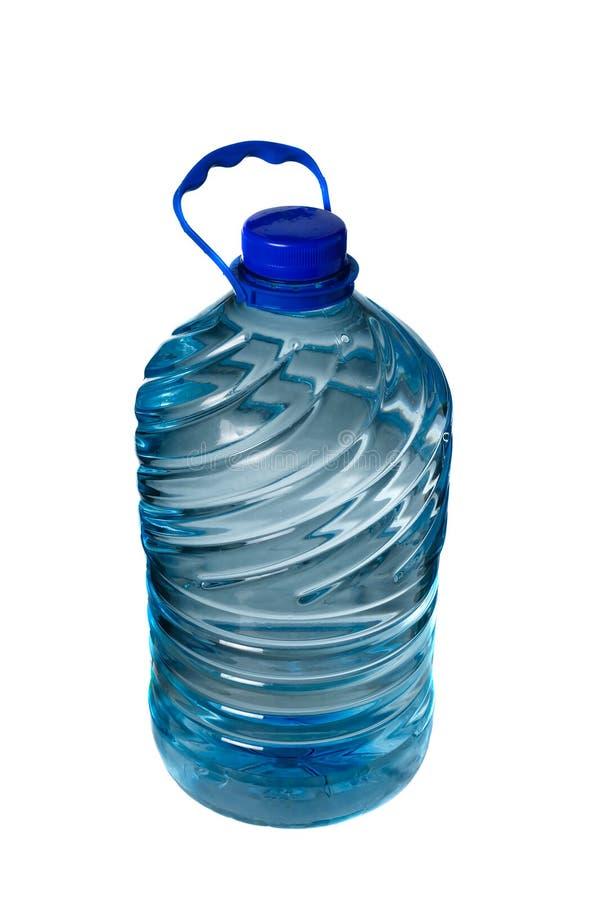Duża butelka wody zdjęcia royalty free
