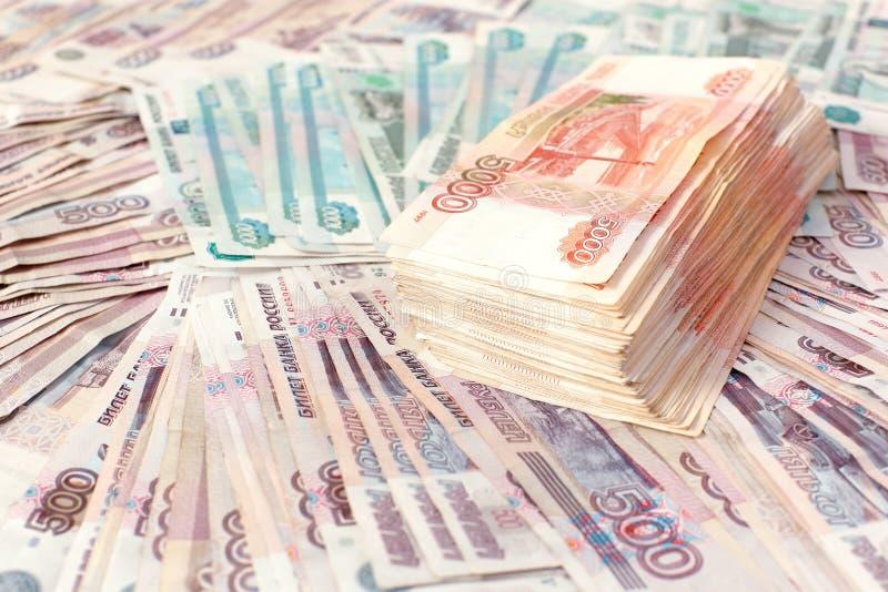 Duża suma pieniądze zdjęcia royalty free
