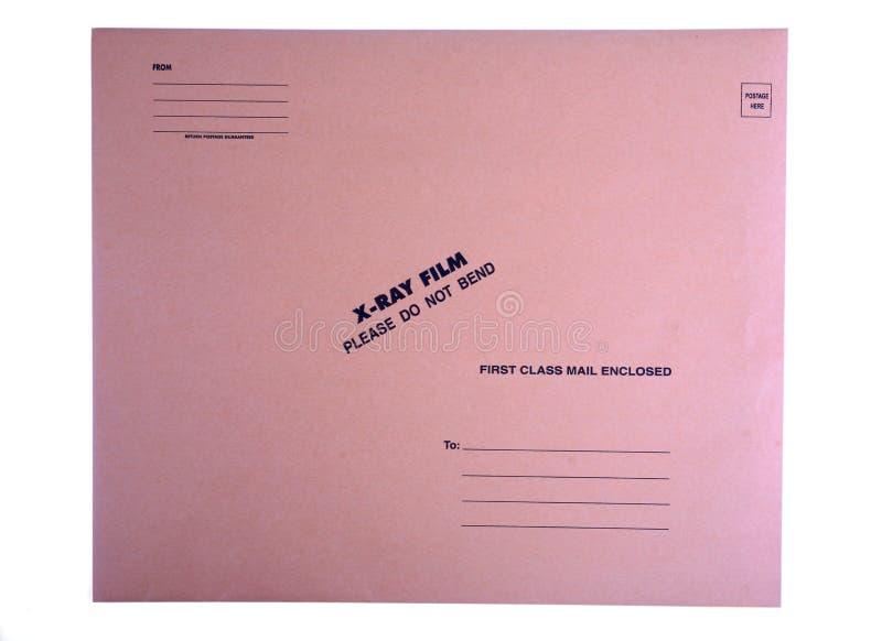 duże koperty przednie obrazy stock