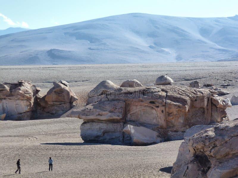 Duże skały obrazy stock