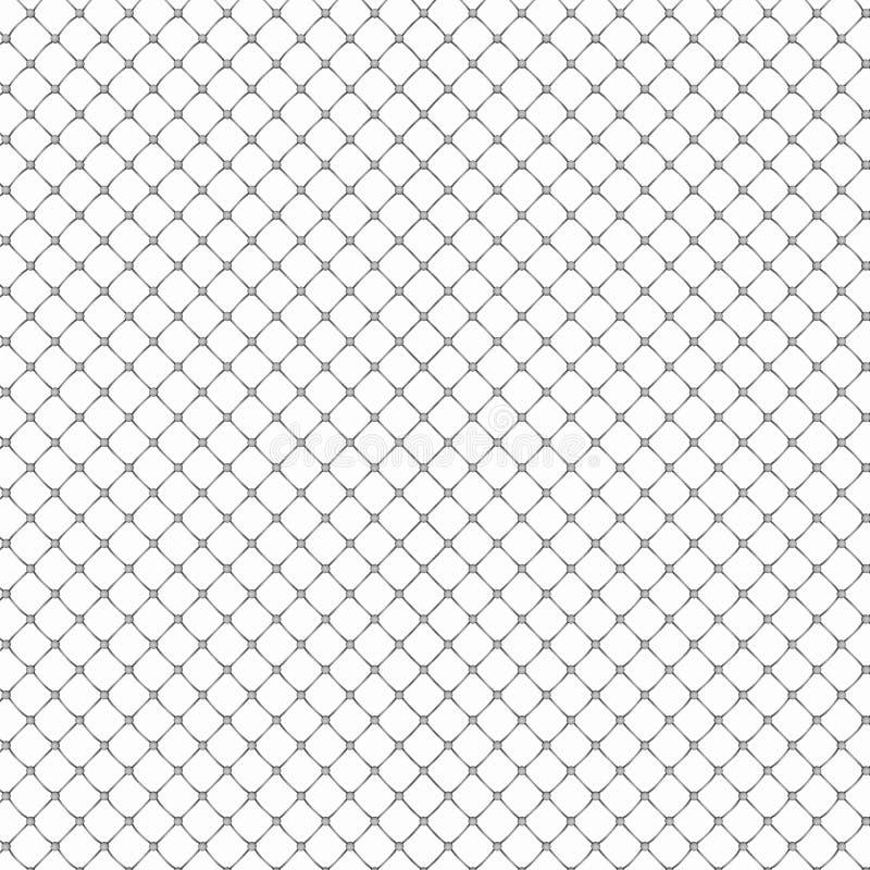 Duży ściennego panelu capito zdjęcie stock
