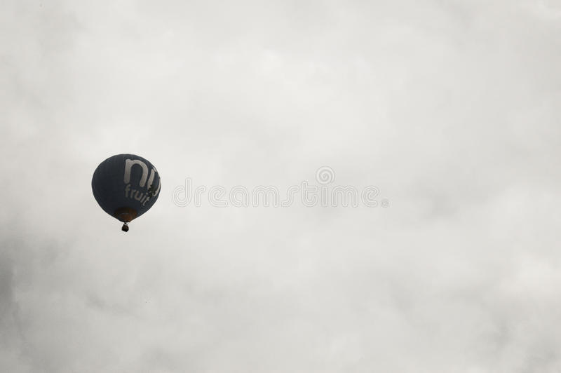 Duży balon fotografia stock