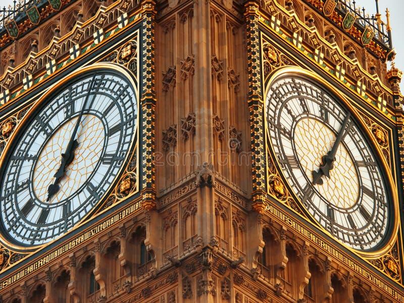 duży ben London zdjęcia stock