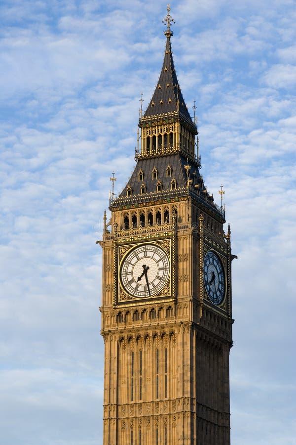 duży ben London fotografia royalty free
