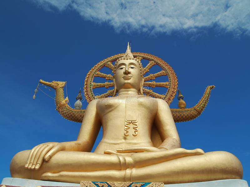 Duży Buddha zdjęcie royalty free