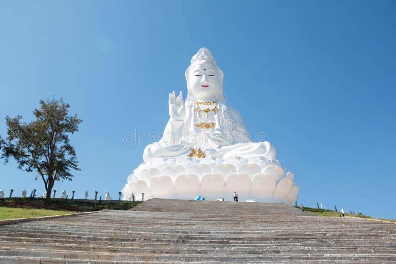 Duży Buddha Guanyin obraz royalty free