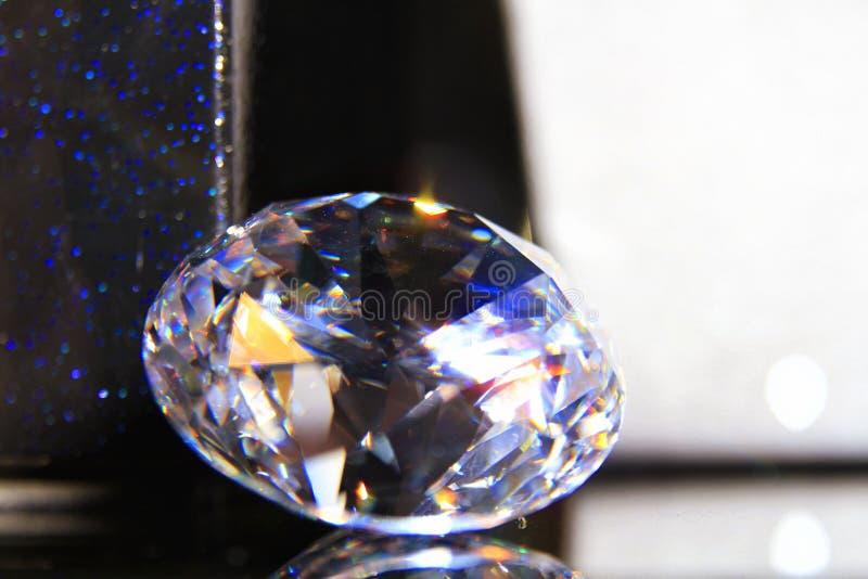 Diament fotografia royalty free