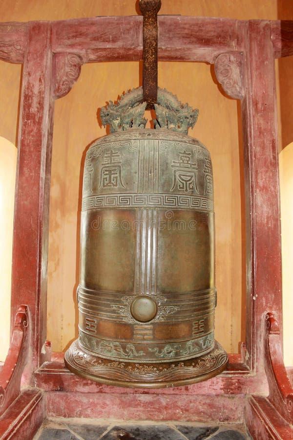 Duży dzwon zdjęcie stock