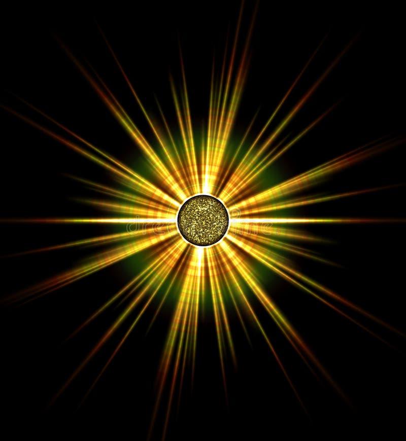 duży gwiazda ilustracja wektor