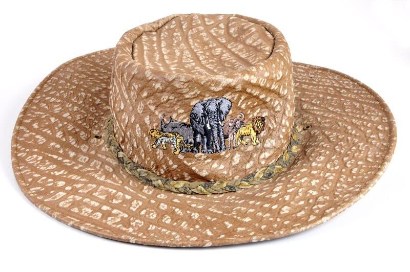 duży kapelusz pięć obraz stock