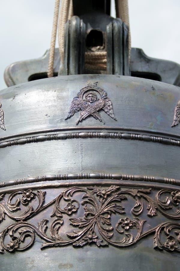 duży kościół bell zdjęcie royalty free