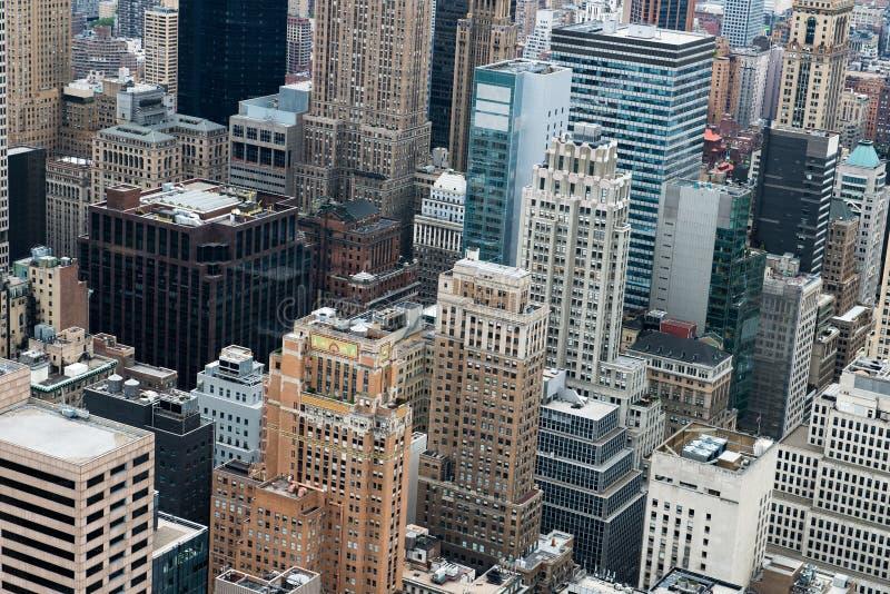 Duży miasto obszaru miejskiego tło obraz royalty free