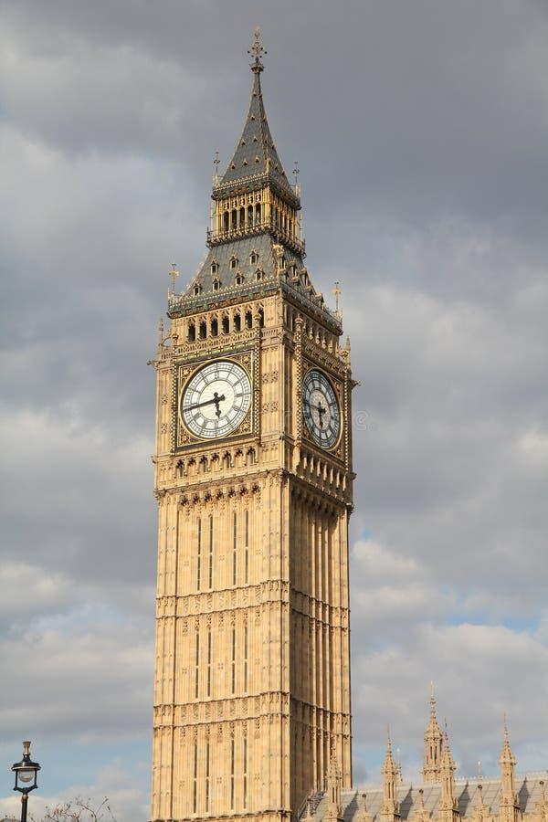 du?y ben London fotografia stock