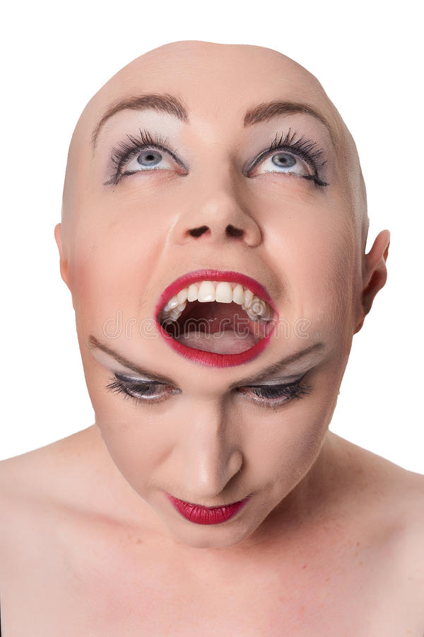 Download Dual personality concept stock photo. Image of disorder - 35615102