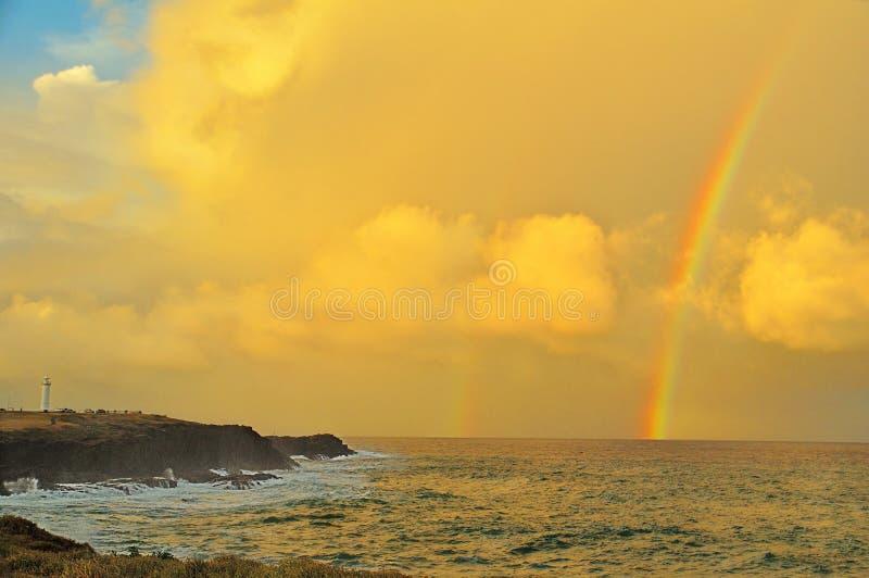 Download Dual Rainbow Royalty Free Stock Photos - Image: 32339998