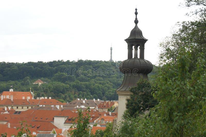 Duas torres imagem de stock royalty free