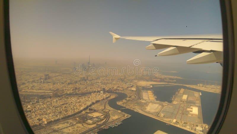 Dubaï de ci-avant image libre de droits