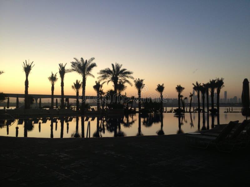 Dubai atlantis hotel royalty free stock images