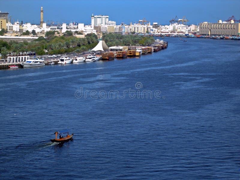 Download Dubai Creek stock image. Image of travel, dubai, tourism - 4099811