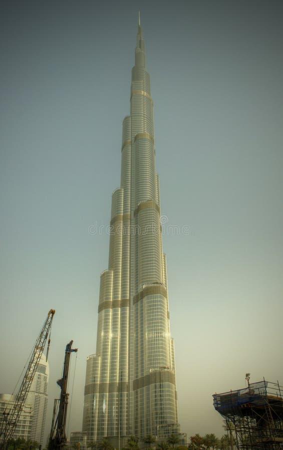 Dubai (Emirates) - intryck, historia, landmarks royaltyfria bilder