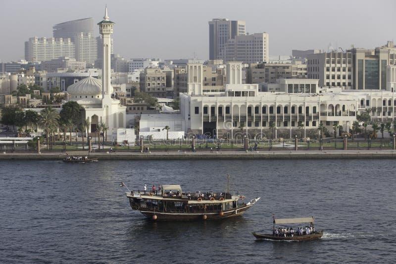 Dubai Ferries stock image