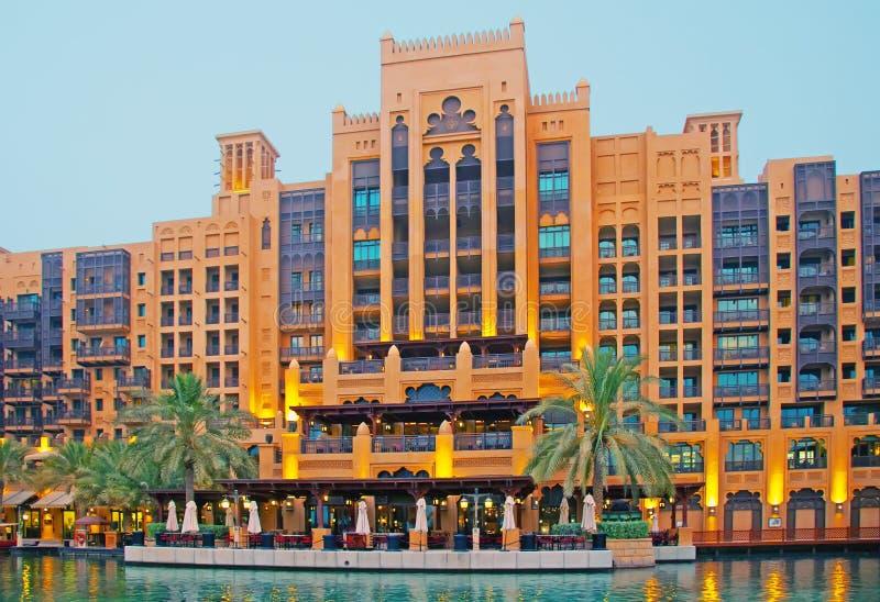 dubai hotelu luksus obraz royalty free