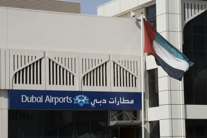Dubai International Airport Editorial Stock Photo