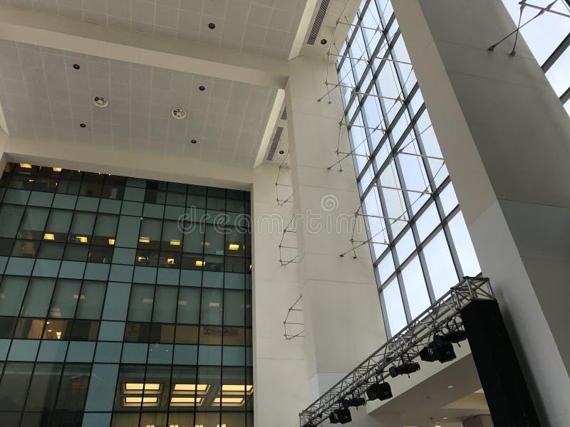 Dubai International Financial Centre stock images
