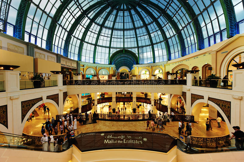 Dubai Mall of the Emirates. Mall of the Emirates, the leisure, entertainment and shopping destination