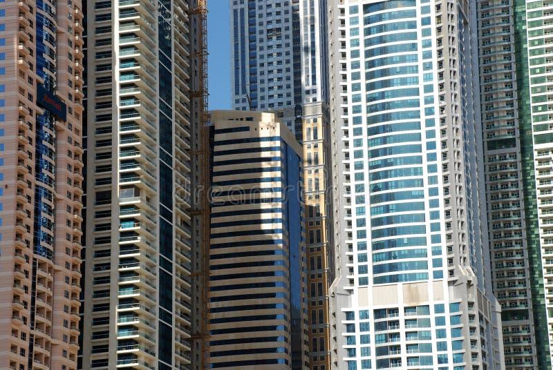 Download Dubai Marina stock photo. Image of touristic, hotels - 22319480