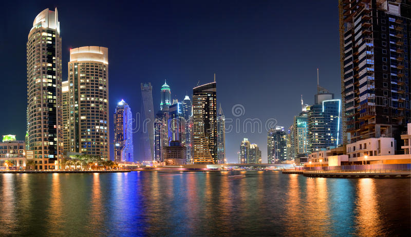 Download Dubai Marina Is An Artificial Canal City Editorial Photo - Image: 32407006
