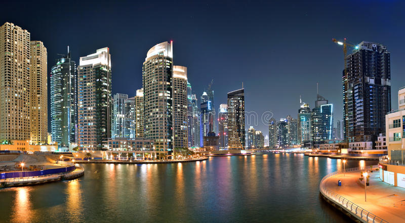 Download Dubai Marina Is An Artificial Canal City Editorial Image - Image: 32407210